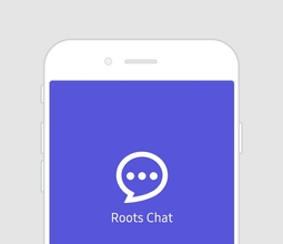 Roots Chat - Roots 학습 시스템 사용자를 위한 전용 채팅 앱