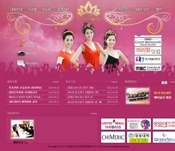 2010~2014 미스 대구경북 홈페이지 유지보수